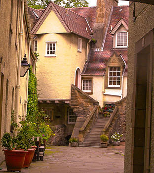 Old Town Lodging by James Canning