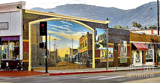 Old Town Mural by Jason Abando