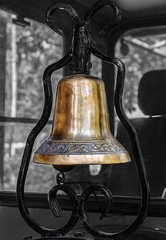 Old train bell by Slavica Koceva