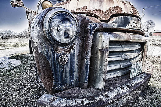Old Truck 2 by Edser Thomas