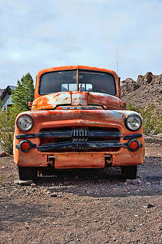 Old Truck 2 Nelson NV by Arnold Despi