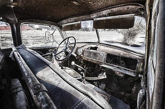 Edser Thomas - Old Truck 4