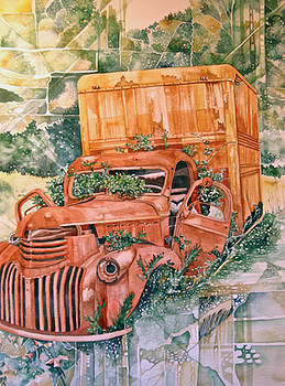 Old Truck by Lance Wurst