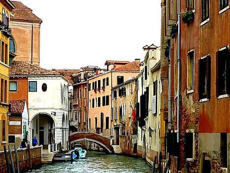 Bishopston Fine Art - Old Venice