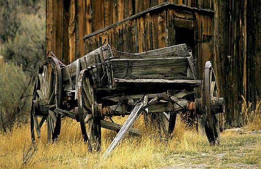 Scott Wheeler - Old Wagon
