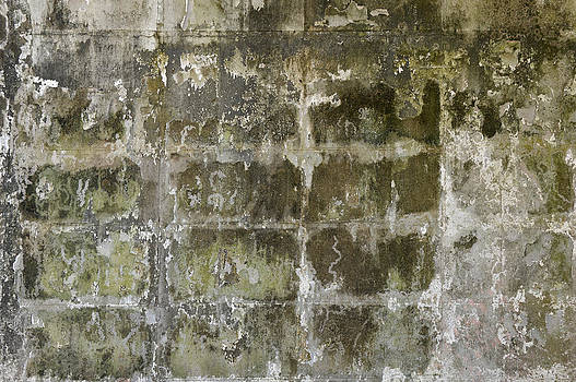 Old wall background by Somkiet Chanumporn