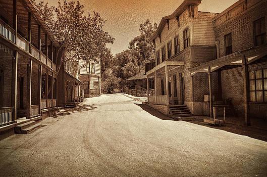 Ricky Barnard - Old West