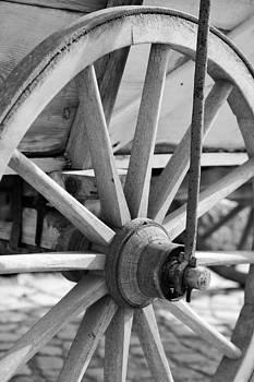Old Wheel by Falko Follert