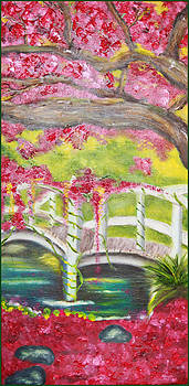 Old Wickery Bridge by Tara Richelle