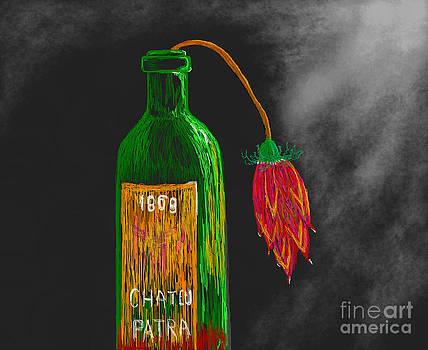 Old wine by Jiovanni Dim