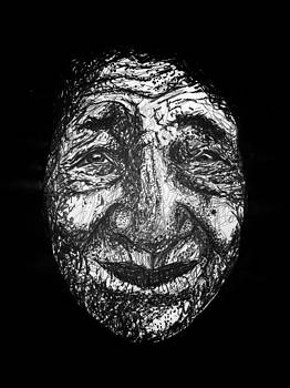 Old Woman by Joyce Sherwin
