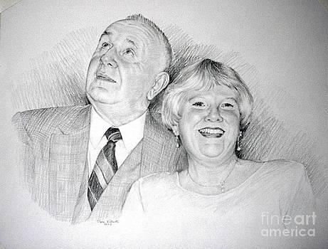 Older Couple by Clare Villanti