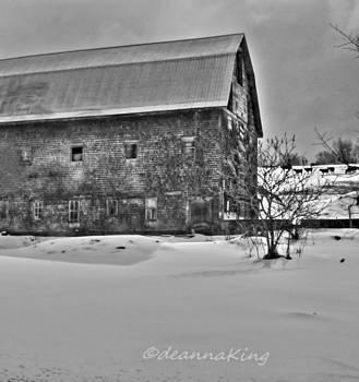 Ole Barn by Deanna King