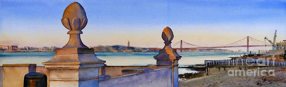 Olhar A Ponte by Antonio Bartolo