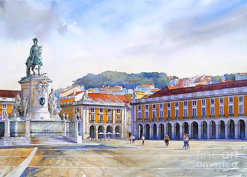 Olhar Lisboa by Antonio Bartolo