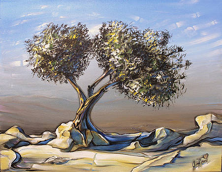 Olive Tree by Jennifer Treece