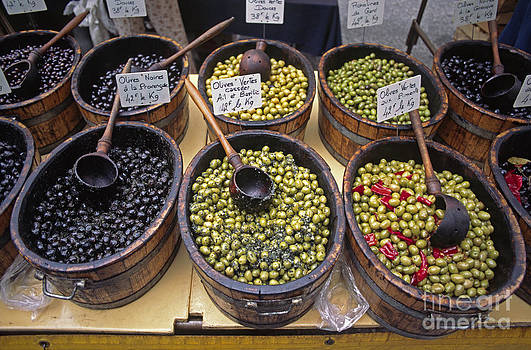 Craig Lovell - Olives from Provence