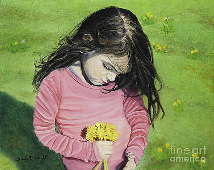 Olivia's Flowers by Gail Darnell