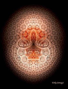 Olmec Inspiration by Erika Somogyi