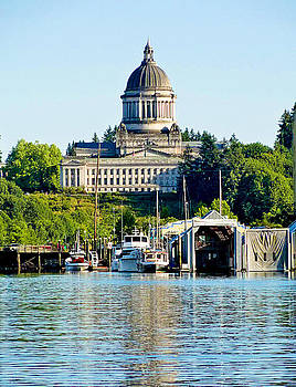 Robert Meyers-Lussier - Olympia Capitol
