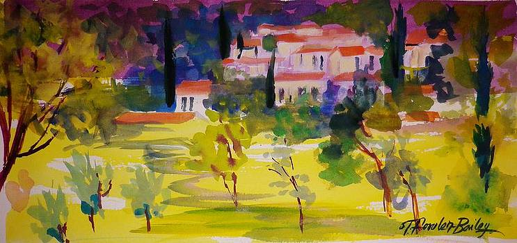 Olympia Greece Olives and Villas SOLD by Therese Fowler-Bailey