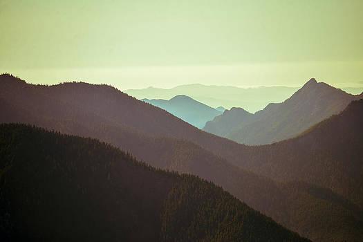 Ronda Broatch - Olympic Mountain Layers