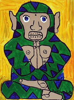Paul O - Om Monkey