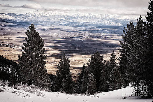 Ominous Overlook by Susan Gary