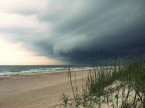 Ominous Storm by Jessica Yudis