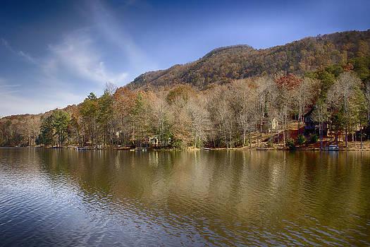 On Bald Mountain Lake by Ben Shields