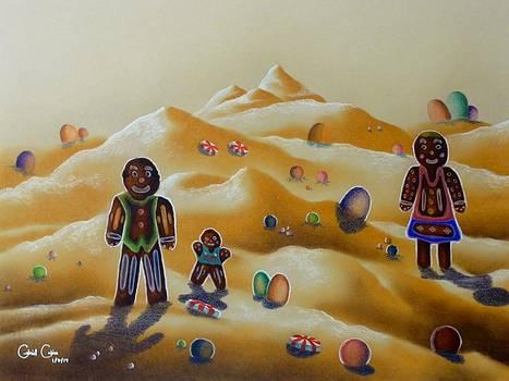 On Butterscotch by Gabriel Cajina