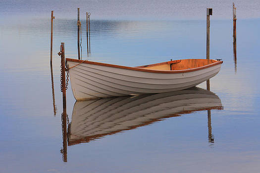 On Calm Waters  by Sharon Clissold