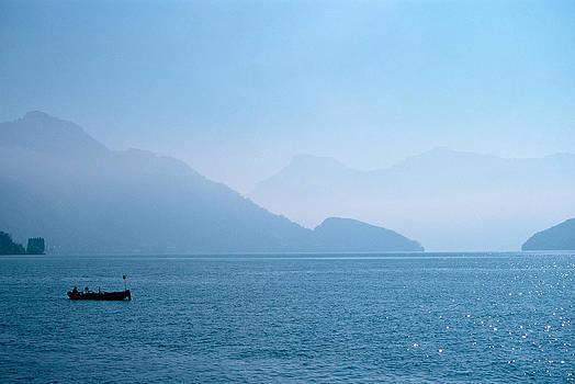Matt Swinden - On Lake Lucerne
