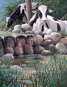 On Otter Creek by Gary Gandy