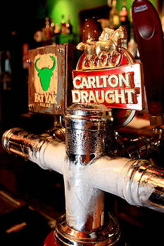 On tap George IV Inn Picton NSW by Ian  Ramsay