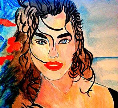 Nikki Dalton - On The Beach 2