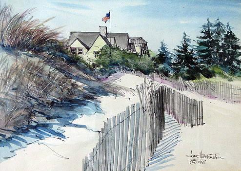 On The Beach by Joan Hartenstein