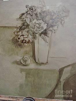 On The Easel by Kathleen Hoekstra