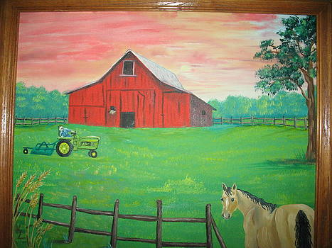 On The Farm by Kathy Livermore