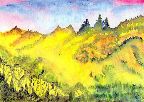 On The Hills by Tatyana Seamon