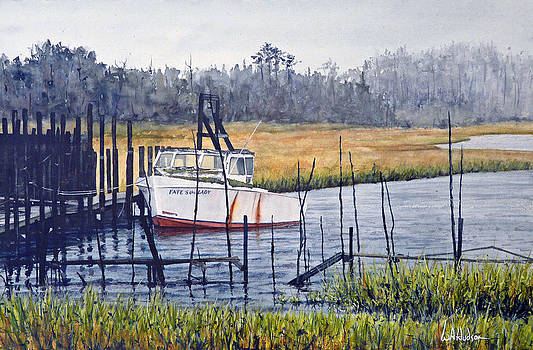 On the Marsh by Bill Hudson