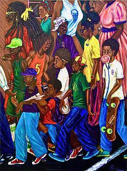 On The Move by Malik Seneferu