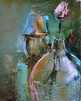 On the night table by David Figielek