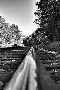 On the Rail by Heather Morris