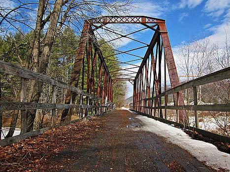 MTBobbins Photography - Ashuelot Rail Trail Trestle Bridge