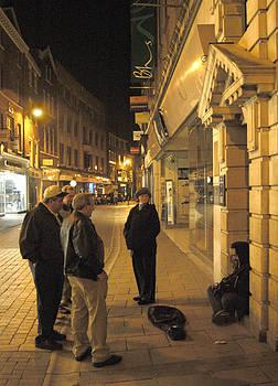 Mike McGlothlen - On the Street