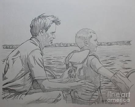 On the Water by Derek O'Gorman