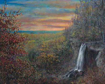 On The Way by Kenneth Stockton