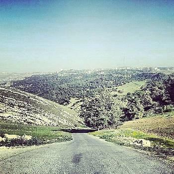 On The Way To Salt #jordan #amman by Abdelrahman Alawwad