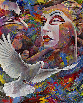 On the Wings of a Dream by Don Michael Jr